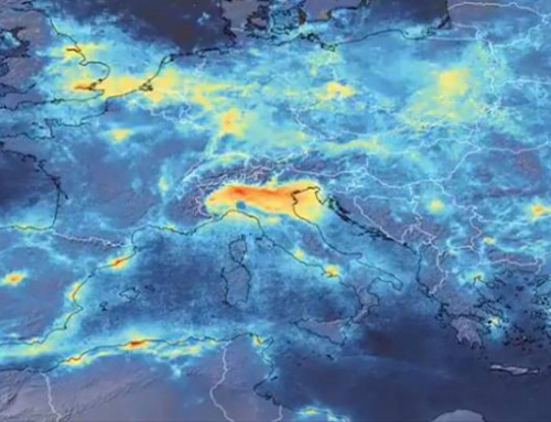 Detecting Disease from Space